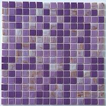 Glass Mosaic Purple mix KMC04