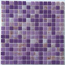 Glass Mosaic Purple mix KMC04