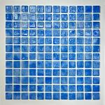 Glass Mosaic Niebla Blue