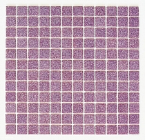 Glass mosaic  Purple D401