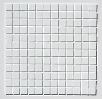 Glass mosaic White A102/20