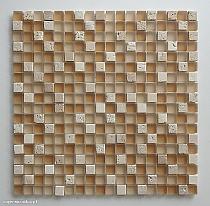 Glass Mosaic + Metal A24 - COPY