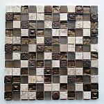 Glass Mosaic Aztec A23