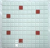 A125/2014 glass mosaic
