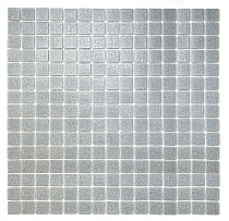 Glass mosaic Grey A110