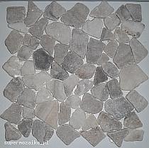 Mosaic of natural stone Bele 3