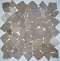 Mosaic of natural stone Bele 4
