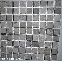 Mosaic of natural stone Bele 6