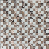 Mosaic Glass + Stone ONIX mix A30