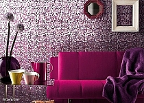 Glass mosaic Colour Variation Violet DC412