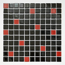 Glass mosaic AM123