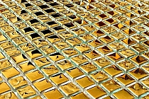 Glass mosaic GOLD A111/4