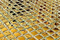 Glass mosaic GOLD A111/4