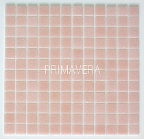 Glass mosaic Pink C073