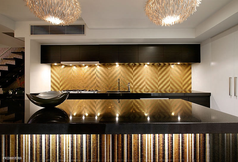 Mozaika Szklana ZŁota 24 Carat Gold Mosaic Boutique