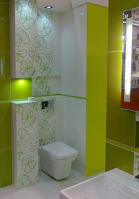 Mozaika Szklana Różowazielona Mix Km102 Mozaika Szklana