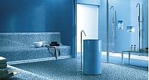 Mozaika Szklana NIEBLA  Mix Niebieski