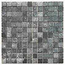 Mozaika Kamienna Marmur Blue Stone 2,3x2,3 FM-155