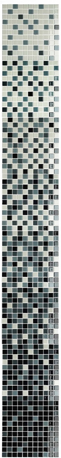 Glass mosaic Colour Variation DC410
