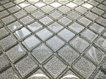 mosaic silver B116