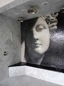 Glass mosaic  Endimione Wall