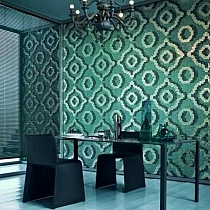 Glass mosaic Velvet