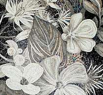 Luxury glass mosaic FLOWER
