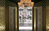 Glass mosaic Giza Oro Giallo GOLD