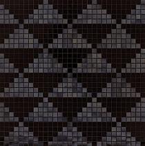 Glass mosaic Giza Oro Bianco