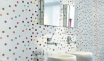 Glass mosaic AM 105