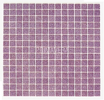 Glass mosaic  Purple D401 /20