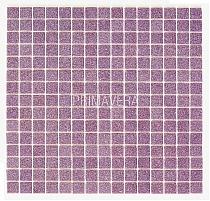 Glass mosaic  Purple D401 /20