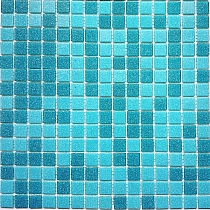 Glass Mosaic Blue CM312/20