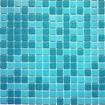 Mozaika Szklana Turkusowa CM312/20