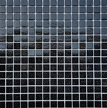 Glass mosaic Black A101/20