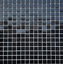 Mozaika szklana Czarna A101/20