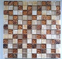 Mozaika Szklano-Kamienna model   AZTEC SuN