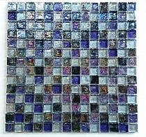 Mozaika szklana wielokolorowa A10 c