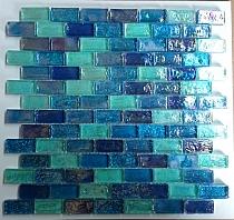 Mozaika szklana wielokolorowa A12 c
