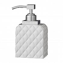 Dozownik do mydła biały 16cm Portia dispenser Lene Bjerre