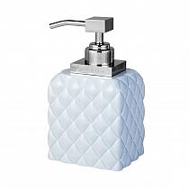 Dozownik do mydła  jasny niebieski Portia dispenser light blue Lene Bjerre