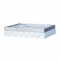 Mydelniczka ceramiczna jasny niebieski Portia soap dish light blue Lene Bjerre