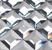 DIAMOND Glass mosaic A121 nova