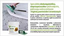 Fugalite Eco ceramizowana spoina fuga  - bezbarwna  transparentna do każdej mozaiki szkalnej kamiennej