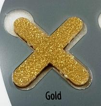 Fugalite Eco ceramizowana spoina fuga  złota GOLD do mozaiki szkalnej