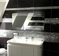 DIAMOND Glass mosaic A121 nova