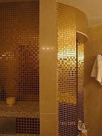 Mozaika Szklana Złota A116 super połysk GOLD