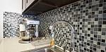 Crystal Glass mosaic Grey mix  KM104