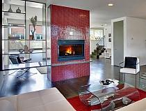 Mozaika Szklana Czerwona K02